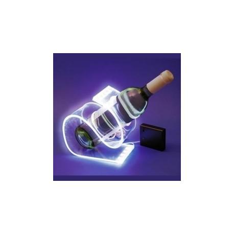 Présentoir bouteille Led