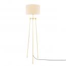 Lampe sur pied contemporaine Design Erill