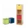 Bloc casier modulaire de rangement pour école maternelle ou crèche Design Agora