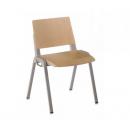 Chaise empilable de collectivité Design Kentra