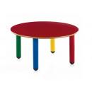 Table pour crèche ou maternelle Design Parchis