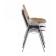 Chaise polyvalente empilable Design Réunion