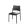 Chaise empilable de collectivité Design Plastik