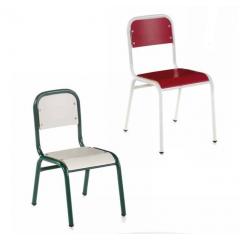 Chaise empilable pour école Design Mini Kid