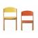 Chaise pour crèche ou maternelle Design Parchis