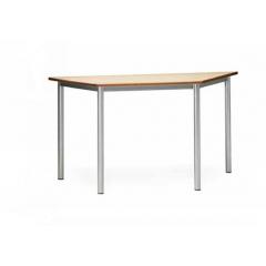 Table Trapezoïdale en Formica pour collectivité Design Trapez