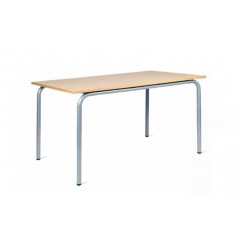 Table Rectangulaire pour collectivité Design Rectangle