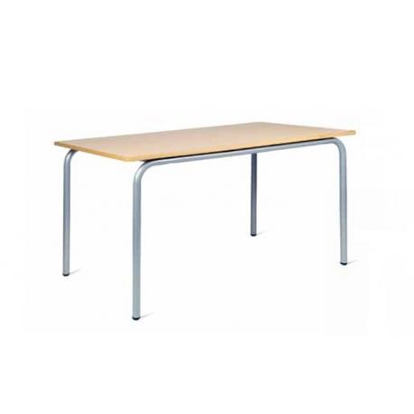 Table Rectanguaire pour collectivité Design Rectangle