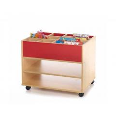 Module de rangement pour classe, salle de jeu, crèche Design Play