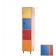 Vestiaire casiers pour école, crèche ou gymnase Design Box