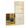 Module rangement pour école, crèche ou bibliothèque Design Homolog