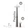 Lampadaire solaire Design Paquita