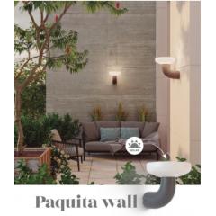 Applique murale solaire Design Paquita