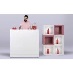 Module pour étagère lumineuse Design Bricky
