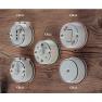 Interrupteurs ou Prises en céramique peints à la main