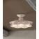 Plafonnier en céramique peint à la main Design Alessandria