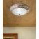 plafonnier en céramique peint à la main Design Capua