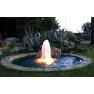 Fontaine préassemblée pour parc Rio