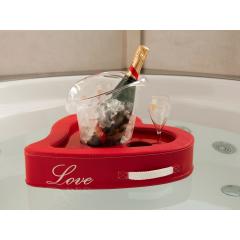 Bar flottant design Love