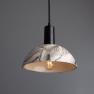 Suspension en céramique Design Kauri Marbled