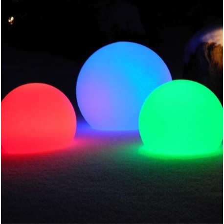 Ball Led multicolore waterproof