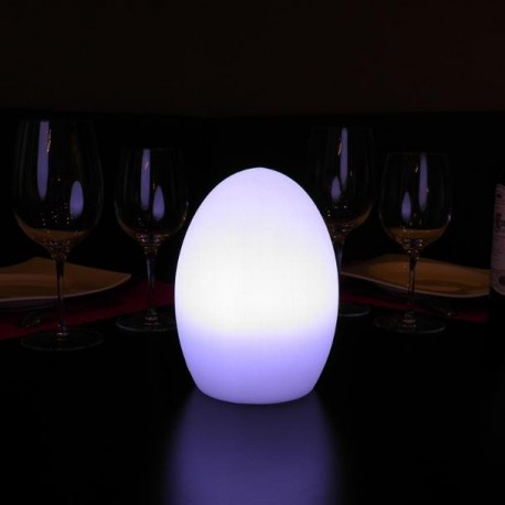 Magic candle, lampe Led rechargeable et étanche