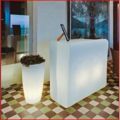 Bar lumineux design Creta