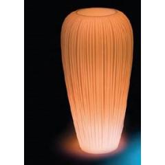 Vase lumineux Design Skin