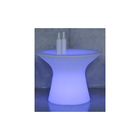 Table lumineuse design Capri 75