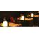 Centre de table lumineux multicolore