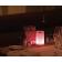 Centre de table lumineux Plisée Glitter (Modèle n°5)