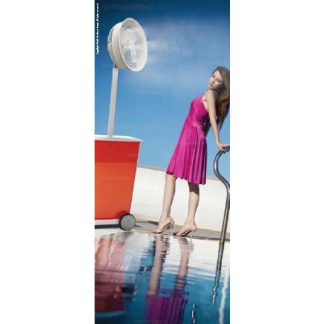 Ventilateur brumisateur design Atmosfera 90