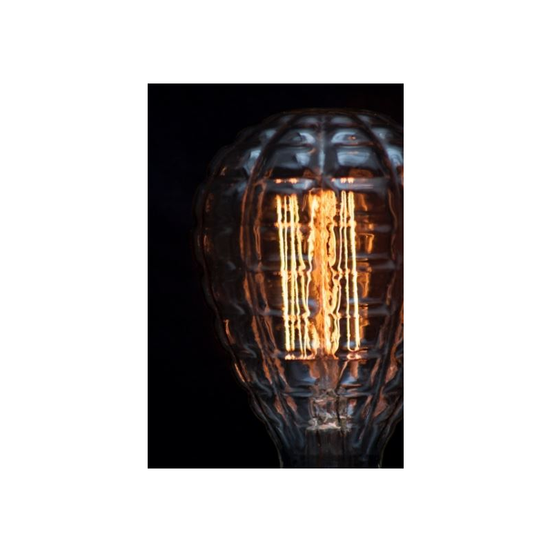 ampoule filament design waffle hightech diffusion. Black Bedroom Furniture Sets. Home Design Ideas