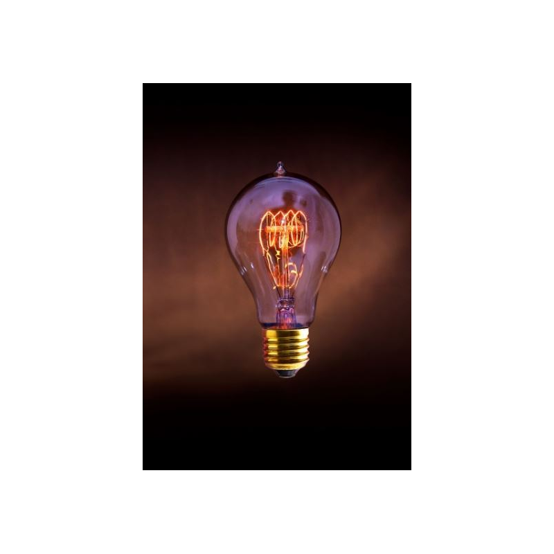 ampoule filament design will. Black Bedroom Furniture Sets. Home Design Ideas