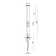 Suspension en verre Design Spear