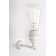 Applique Design Lome Blanc