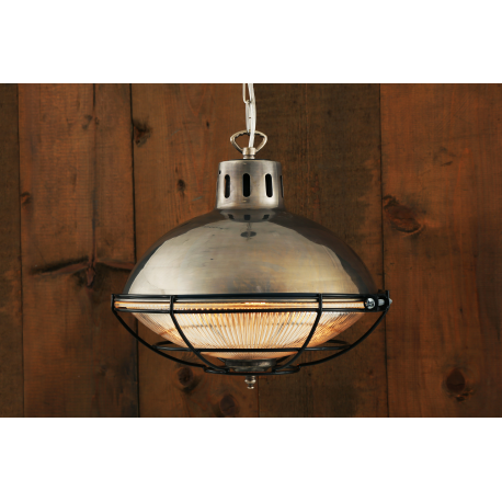 Suspension Design Marlow Antique Argent