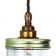 Lustre Chandelier Design Jam Jar Antique