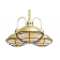 Lustre Chandelier Design Marlow Antique