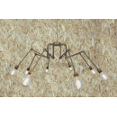 Lustre Chandelier reglable Design San Mateo