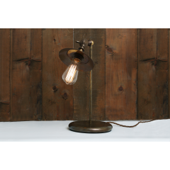 Lampe de table Design Reznor Antique