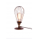 Lampe de table Design Vox Antique