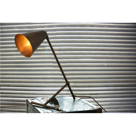 Lampe de table Design Havana Antique