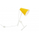 Lampe de table Design Sambia Jaune