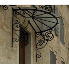 Marquise ronde Design Corbieres