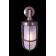 Applique extérieure ou salle de bain Design Cladach Antique Argent