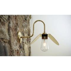 Applique col de cygne pour extérieur et salle de bain Design Hali Swan Neck IP65