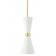 Suspension Design Cairo Blanc