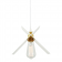 Suspension Design Vilnius Blanc