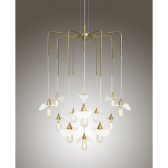 Lustre Chandelier Design Madaba
